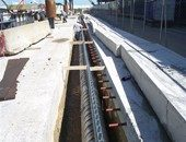 slotted drain pipe