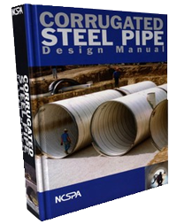 NCSPA Corrugated Steel Pipe Design Manual