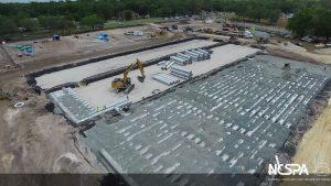 underground stormwater storage retention detention system stormwater management