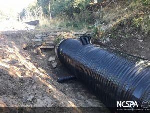 irrigation canal stormwater management