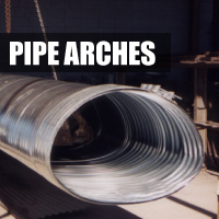 Pipe Arches Button