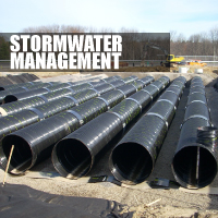 Stormwater Management Button