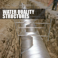 Water Quality Structures Button