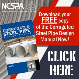Download Your Free Corrugated Steel Pipe Design Manual