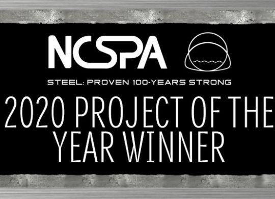 2020 Project of the Year Winner