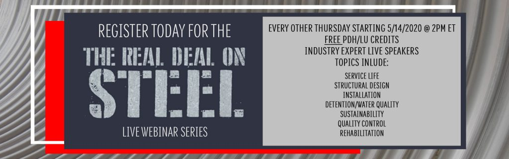 Real Deal on Steel Webinar
