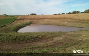 waterway pollution watershed management retention pond